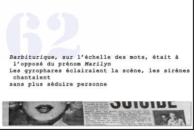 1962,marilyn monroe,barbiturique,
