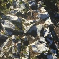 pierres,marche,