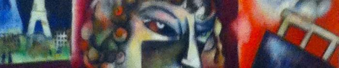 chagall,oeil,