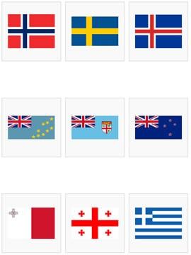 drapeaux,pavillons,