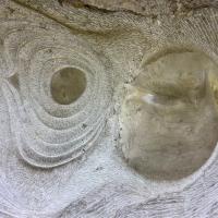 visage,pierre,yeux,
