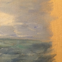 ciel,peinture,toile,,