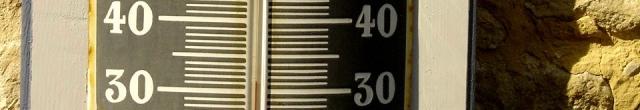 thermomètre,température,