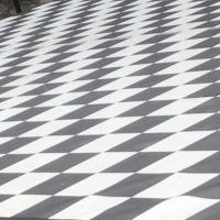 échiquier,diagonales,noir,blanc,