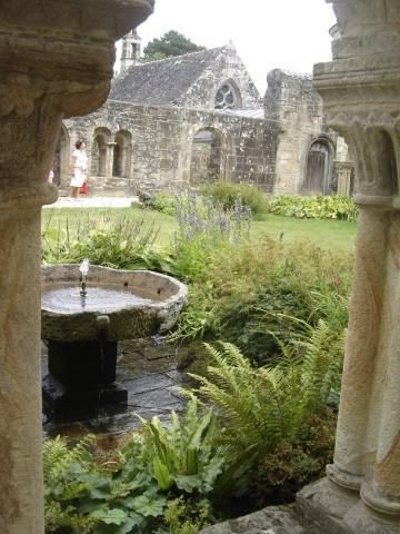 Daoulas,jardin,