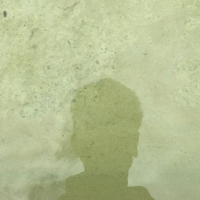 tête,ombre,