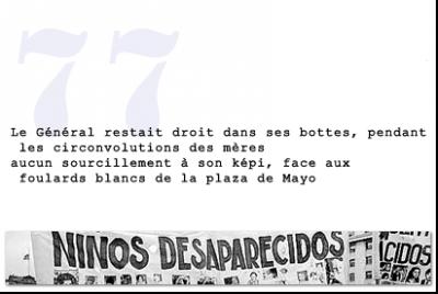 1977,folles de mai,plaza de mayo,argentine,