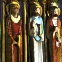 saints,prophètes,cathédrale,