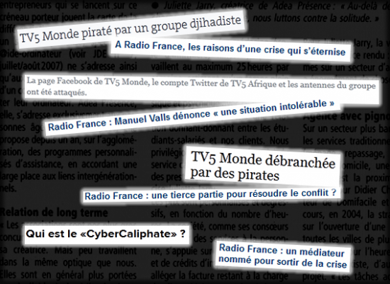 radio france,france 5,