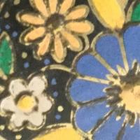 fleurs,pot de chambre,