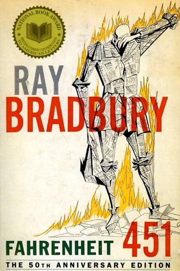 farenheit 451,ray bradbury,