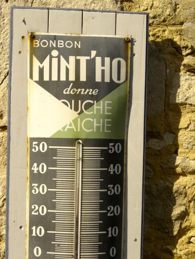 mint'ho,thermomètre,