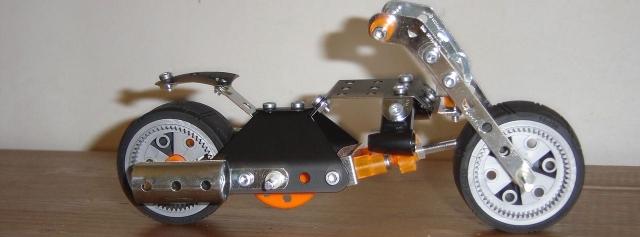 moto,jouet,meccano,