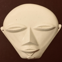 masque,visage,