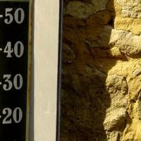 thermomètre,température,météo,