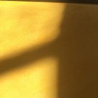 jaune,lumière,ombre,