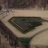 jardin,française,parterre,