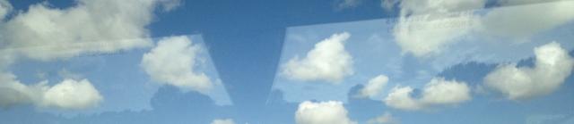 ciel,nuages,issue de secours,