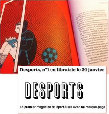 desports,sport,marque-page,