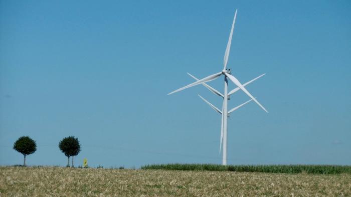 éoliennes,pause,vent